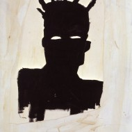 Basquiat, Self Portrait (Plaid), 1983