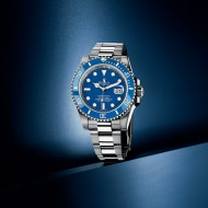 Submariner Whitegold