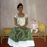 Frida Kahlo, Self-po#32D28B