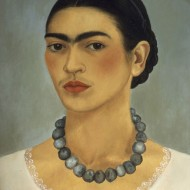 Frida_Kahlo, Self-po#32C2AD