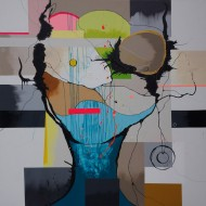 Changing looks 180x180 cm